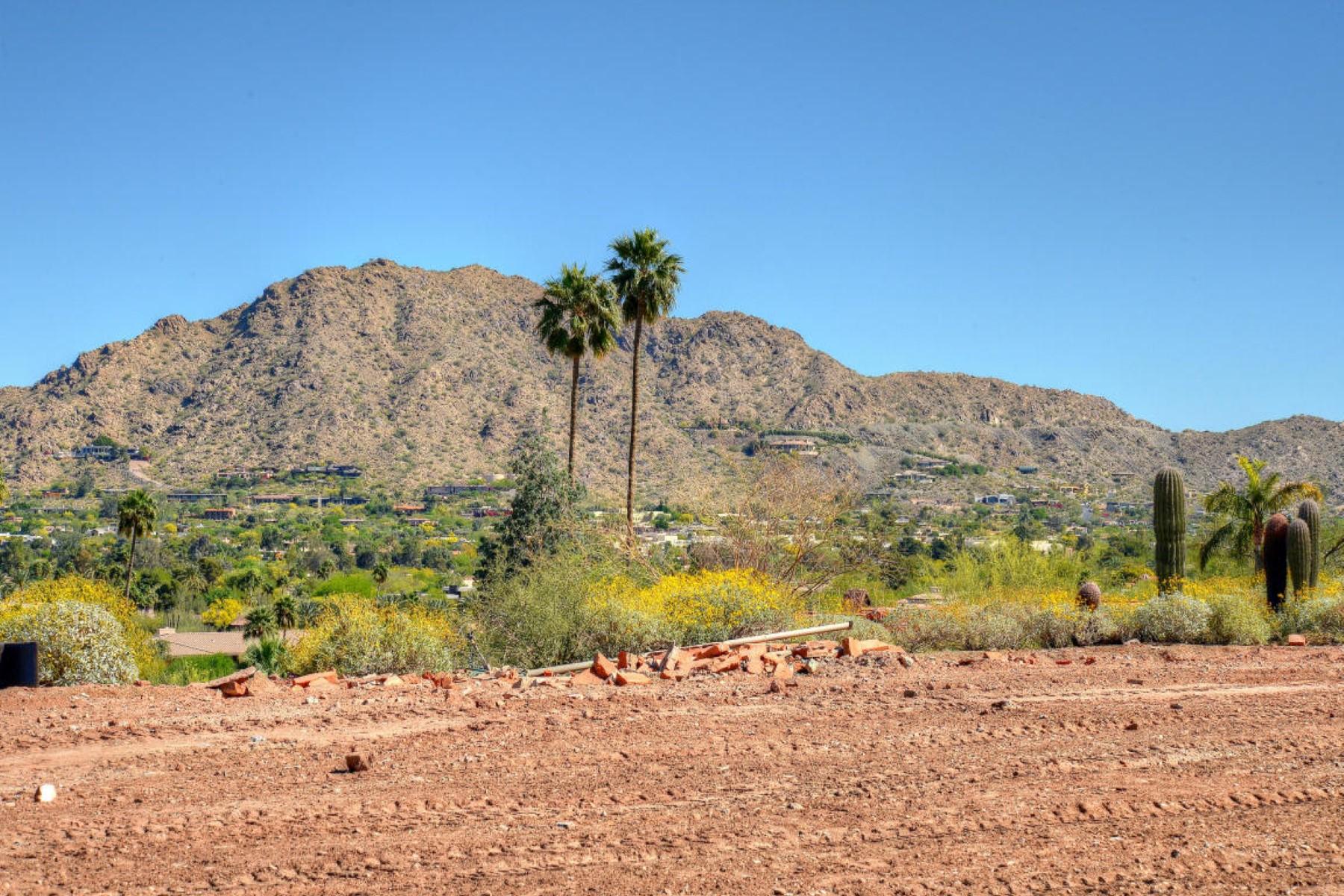 Land for Sale at Astounding 1.01 acre lot 4943 E MCDONALD DR 2 Paradise Valley, Arizona, 85253 United States