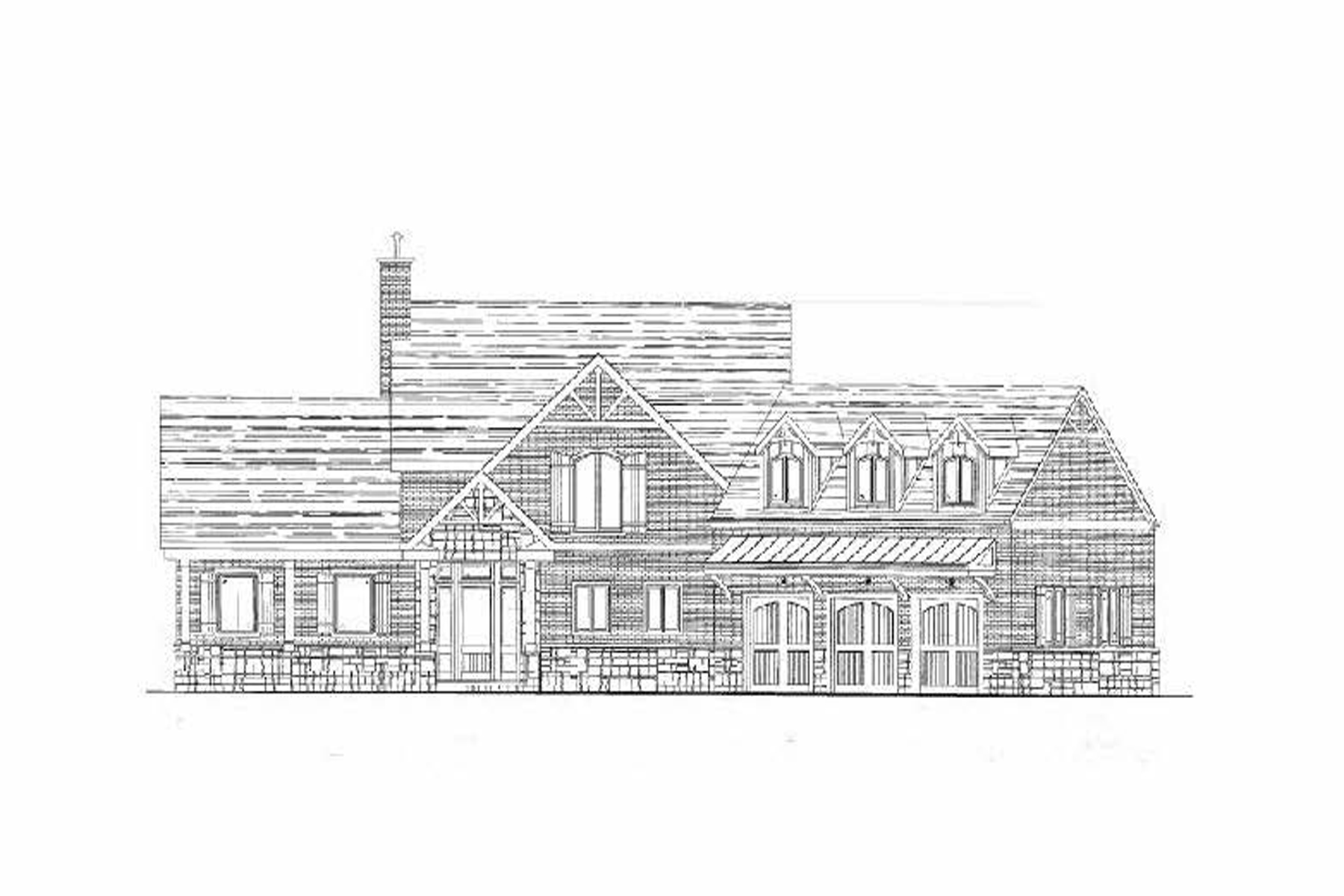 Villa per Vendita alle ore Custom Build Opportunity In Prime Sandy Springs Location 5880 Kayron Drive Sandy Springs, Georgia, 30328 Stati Uniti