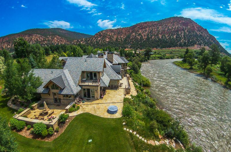 Maison unifamiliale pour l Vente à Aspen Glen 84 Alpen Glo Carbondale, Colorado 13689 États-Unis