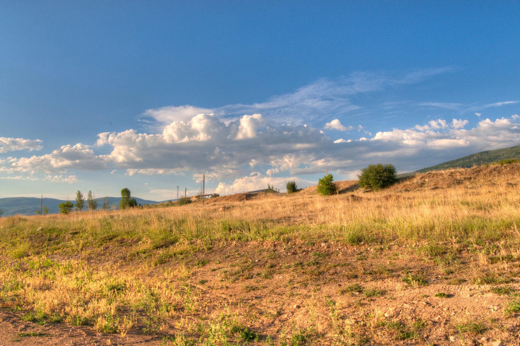 土地 为 销售 在 High Star Ranch Custom Homesite 1330 Dovetail Ct Kamas, 犹他州, 84036 美国