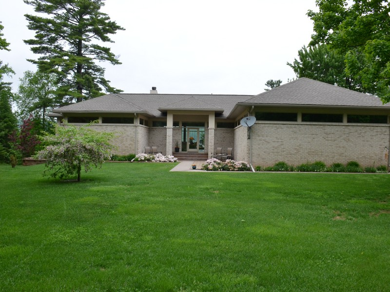 Single Family Home for Sale at 200' Of Lac LaBelle Frontage 5792 Gay Lac LaBelle Rd. Mohawk, Michigan, 49950 United States