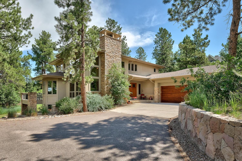 Maison unifamiliale pour l Vente à 967 Country Club Pkwy Castle Rock, Colorado, 80108 États-Unis
