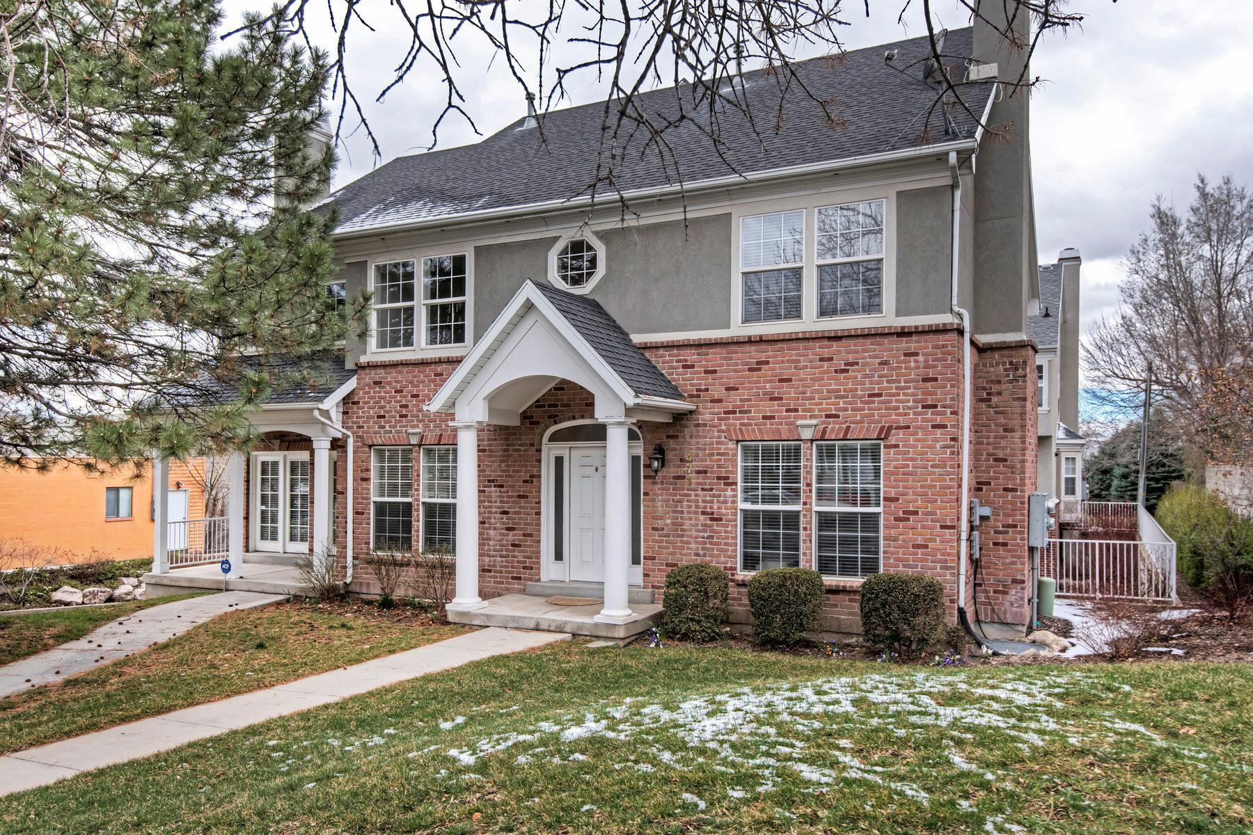 联栋屋 为 销售 在 Impeccable Home No Stone Left Unturned 471 N E St 盐湖城市, 犹他州, 84103 美国