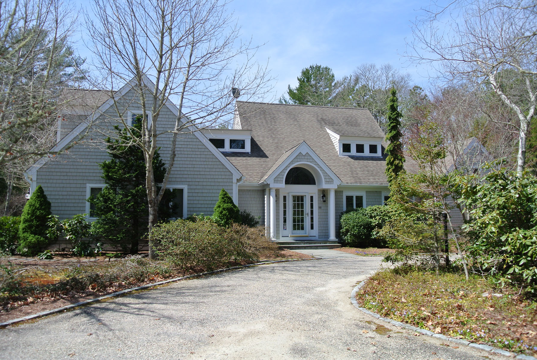 Single Family Home for Sale at QUIET WOODED AREA 89 The Hacking Circle New Seabury, Massachusetts, 02649 United StatesIn/Around: Mashpee