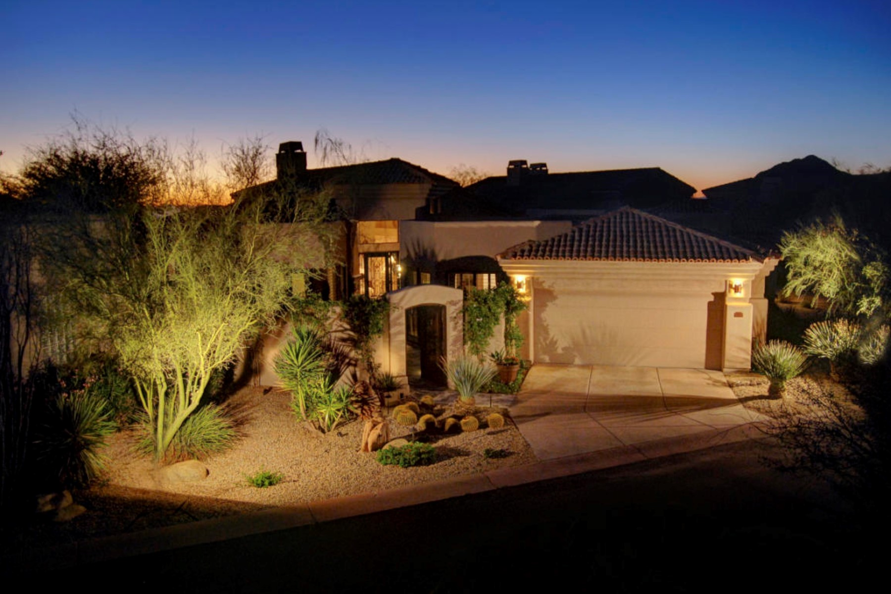 rentals property at Beautifully Furnished Home in Whispering Ridge at Troon Village