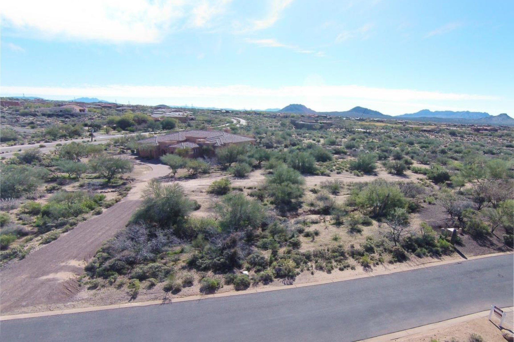 sales property at Beautiful High Sonoran Desert on this 1.18 acre homesite