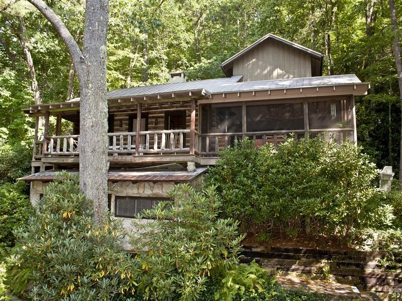 Single Family Home for Sale at 159 Webb Branch Road Highlands, North Carolina 28741 United States