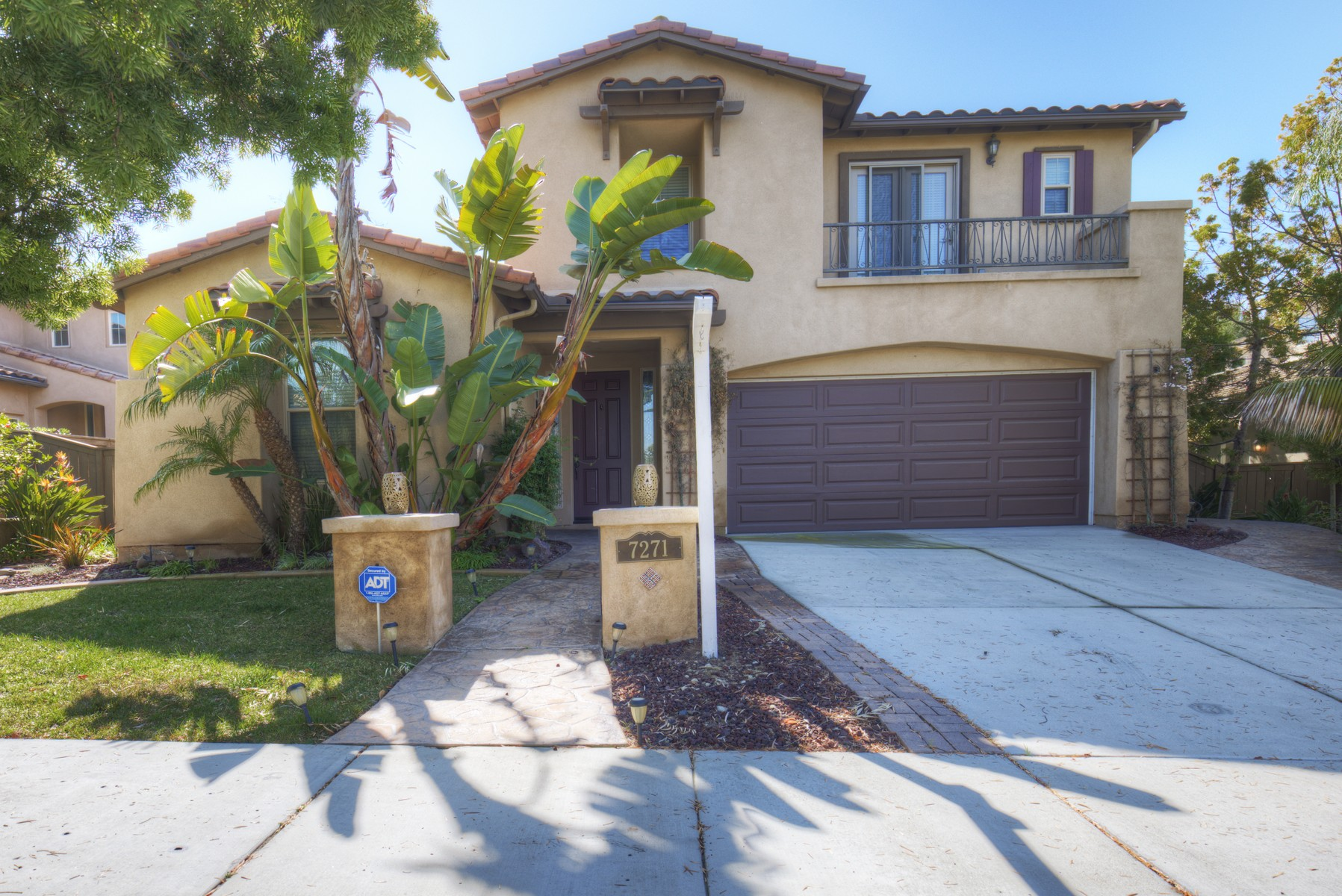 Single Family Home for Sale at 7271 Primrose Lane San Diego, California 92129 United States