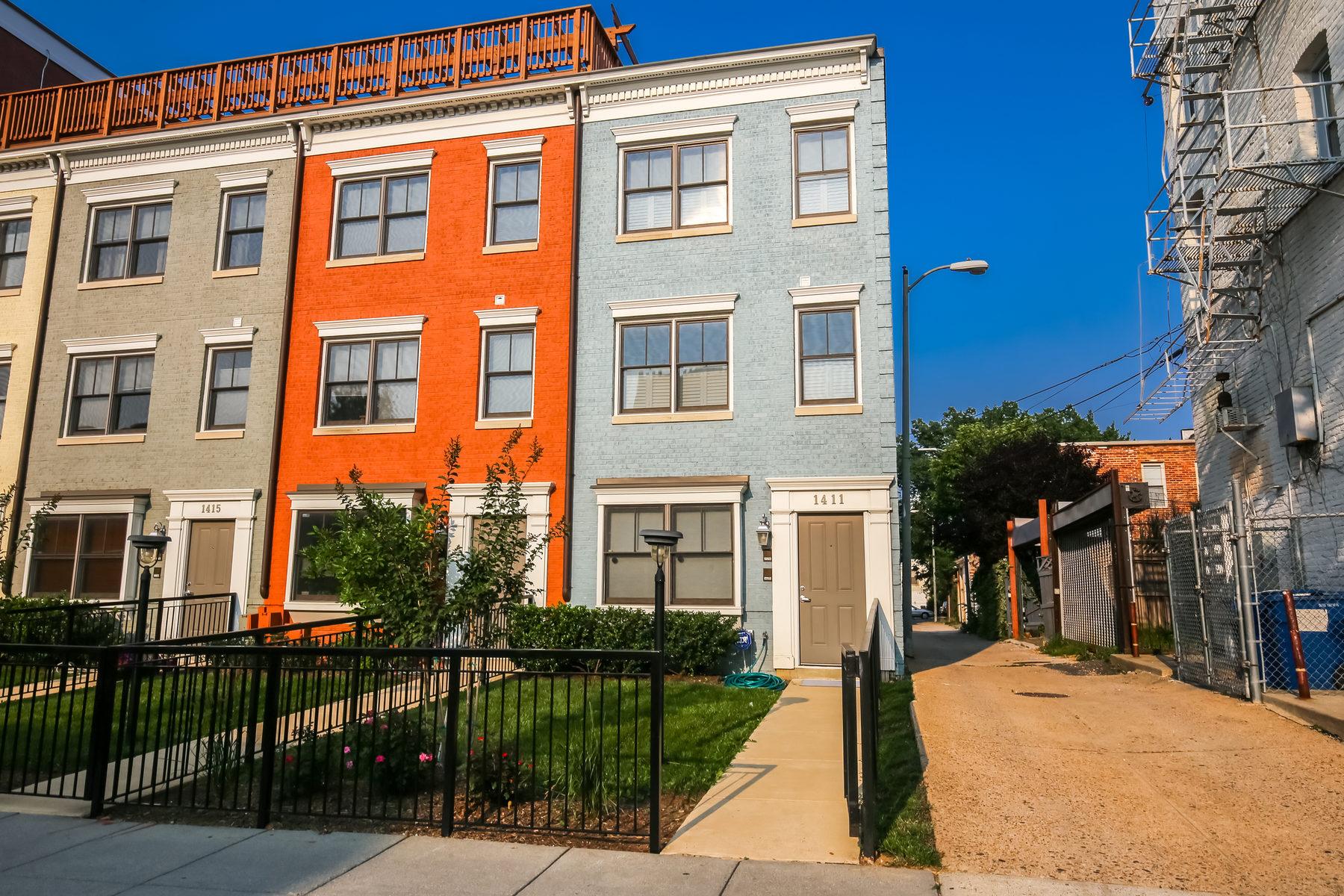 Condominium for Sale at 1411 11th Street Nw A, Washington Washington, District Of Columbia 20001 United States