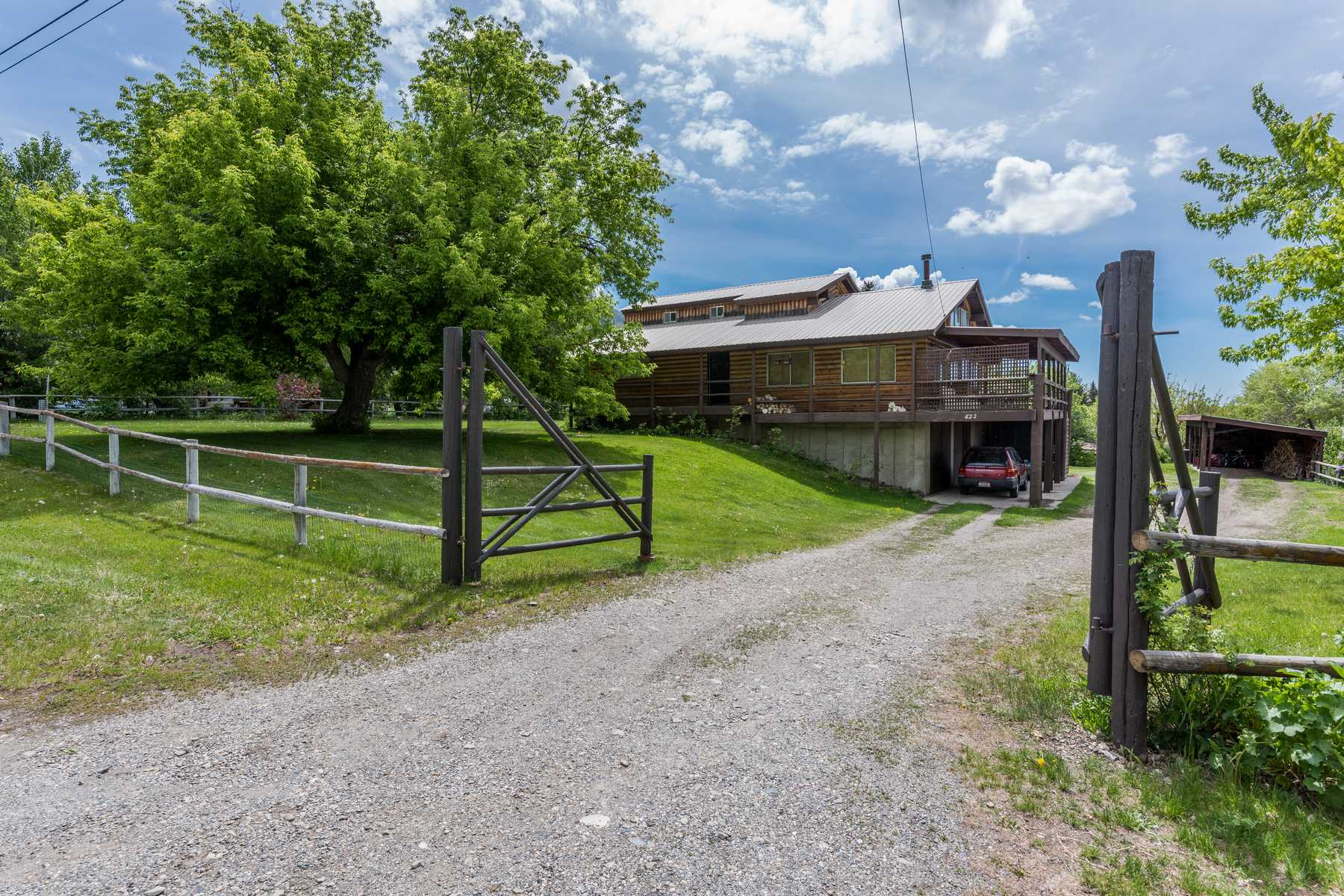 sales property at Acreage with Water Rights