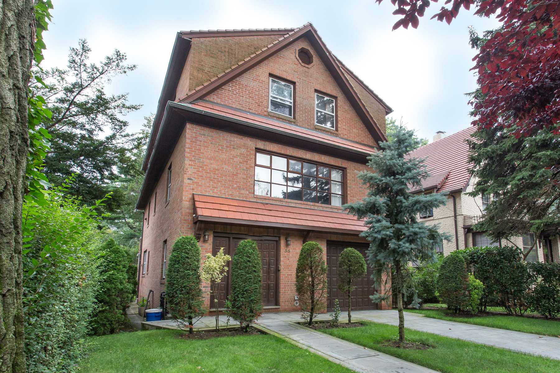 "Single Family Home for Sale at ""CONTEMPORARY LAYOUT & DESIGN 55 Wendover Road, Forest Hills Gardens, Forest Hills, New York 11375 United States"
