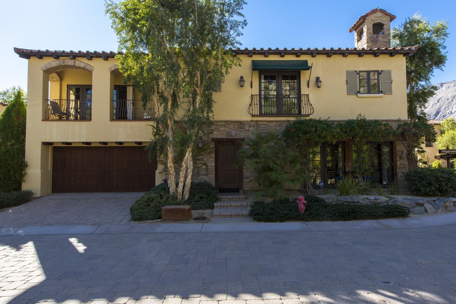 Maison unifamiliale pour l Vente à 465 Villaggio Palm Springs, Californie 92262 États-Unis