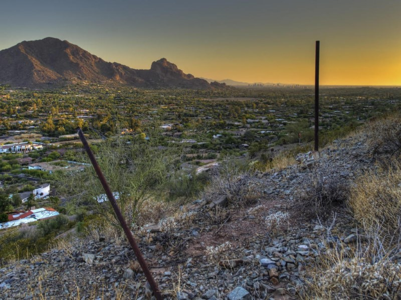 Land for Sale at Spectacular View Lot On Top Of Mummy Mountain 7005 N Invergordon Rd E Paradise Valley, Arizona 85253 United States