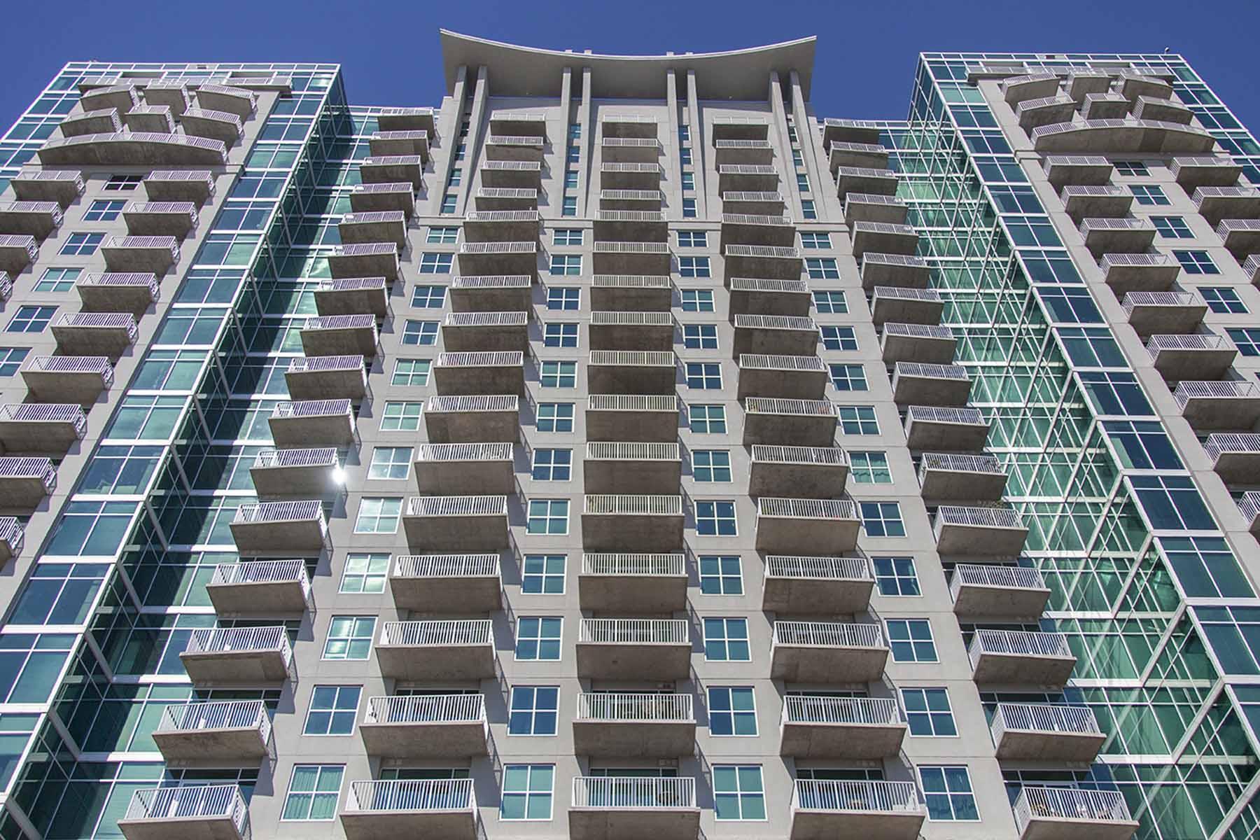 Eigentumswohnung für Verkauf beim Eclipse 22 250 Pharr Road No. 709 Atlanta, Georgia, 30305 Vereinigte Staaten