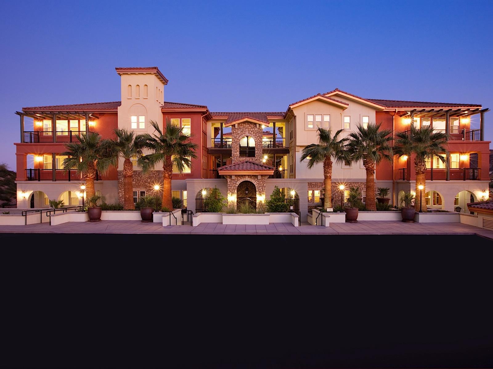 Copropriété pour l Vente à Bergamo, 309 64 Strada Principale, 309 Lake Las Vegas, Henderson, Nevada 89011 États-Unis