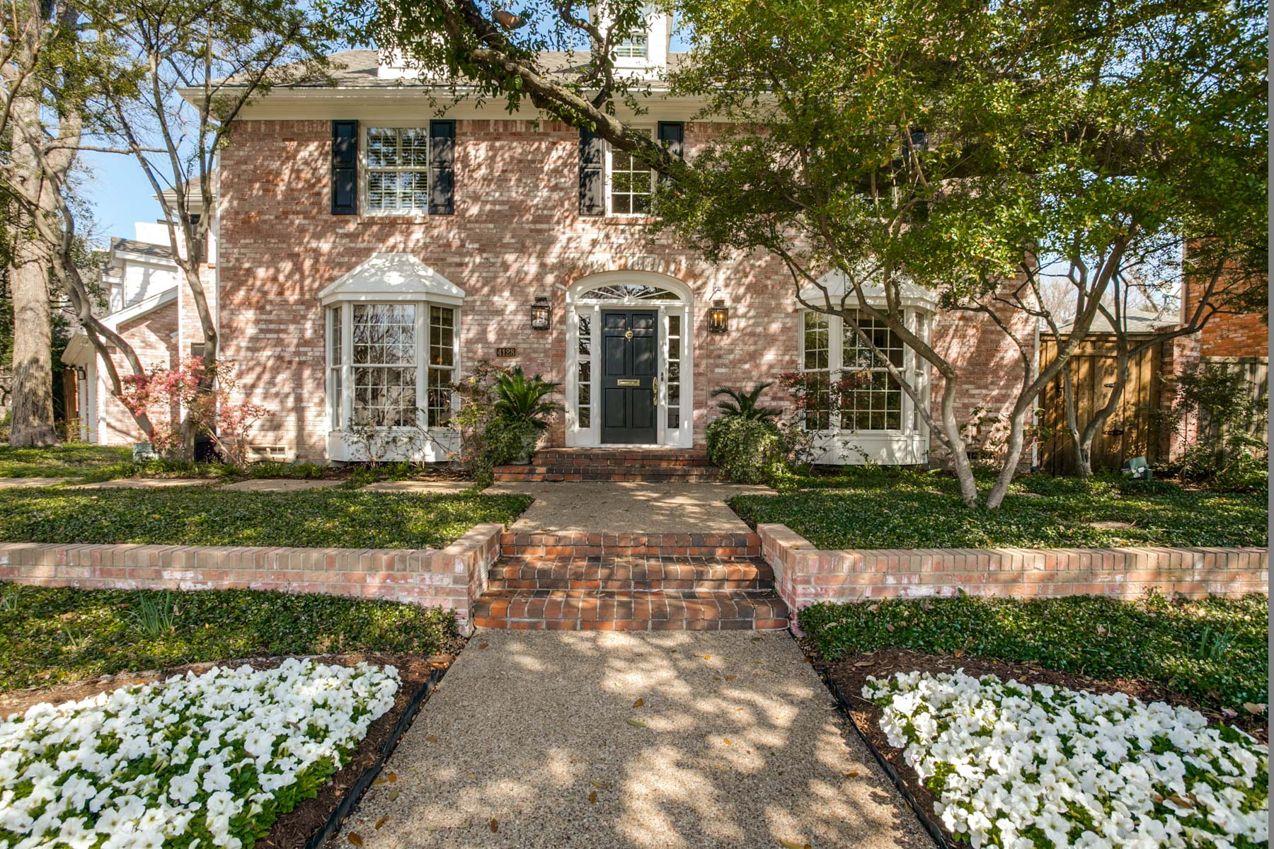 sales property at University Park Classic Traditional Home