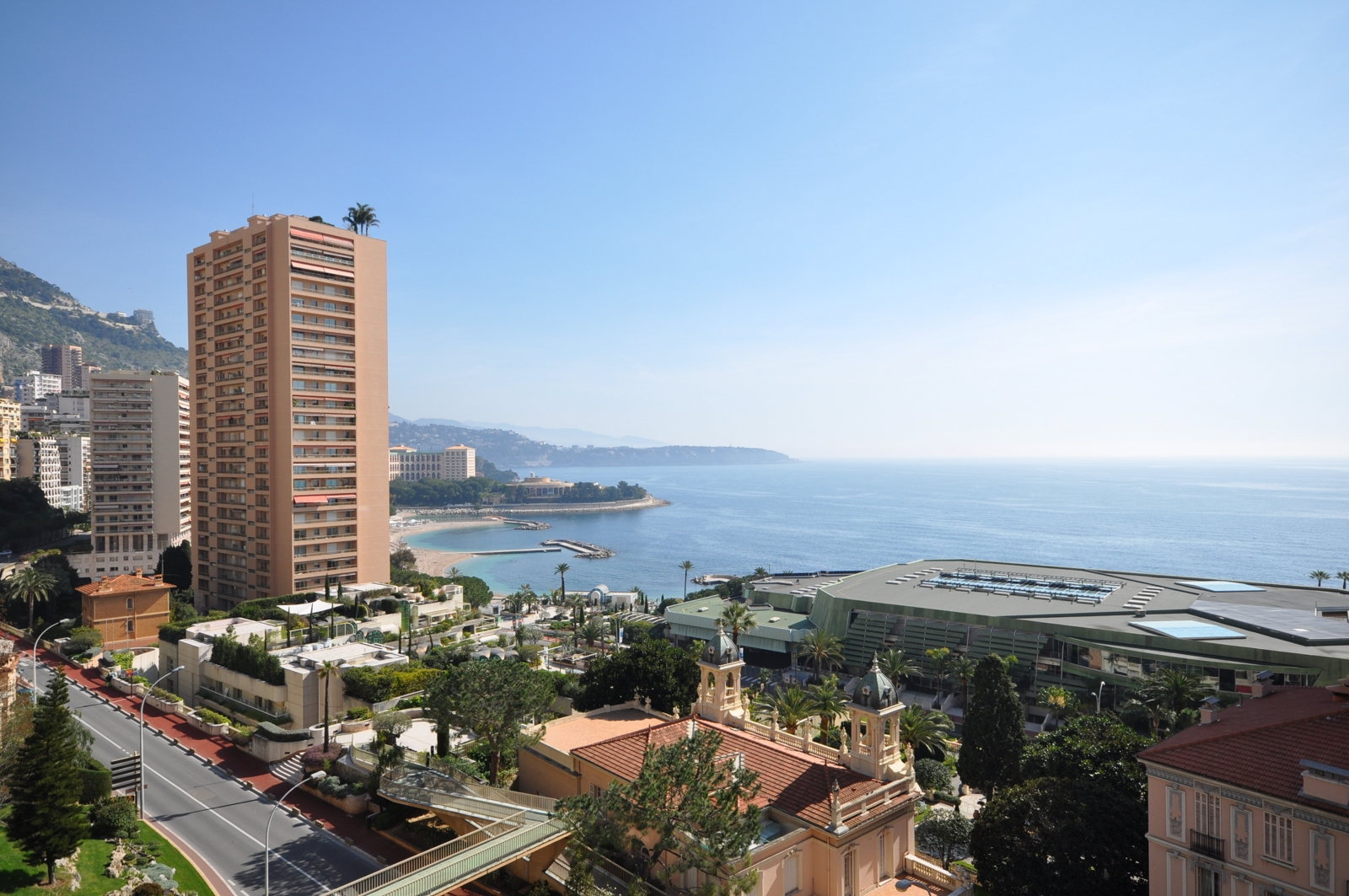 Apartment for Sale at L'Hersilia, 2 bedroom flat with superb sea views L'Hersilia 33, Avenue du Portier Other Monte Carlo, Monte Carlo 98000 Monaco