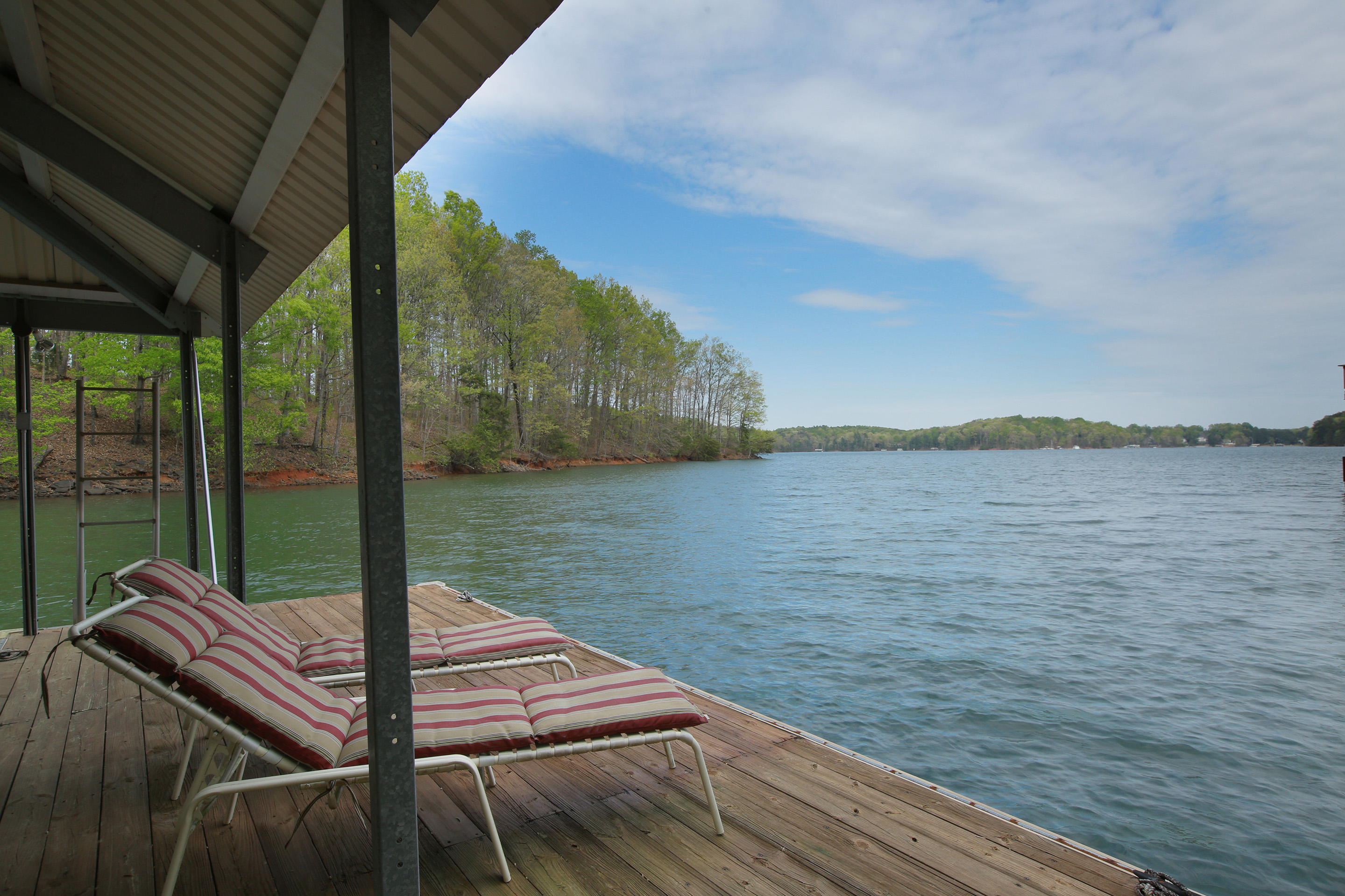Single Family Home for Sale at Great Water Views, Deep Water Dock, Impeccably Maintained and Dearly Loved 7545 Breeze Overlook Cumming, Georgia, 30041 United States