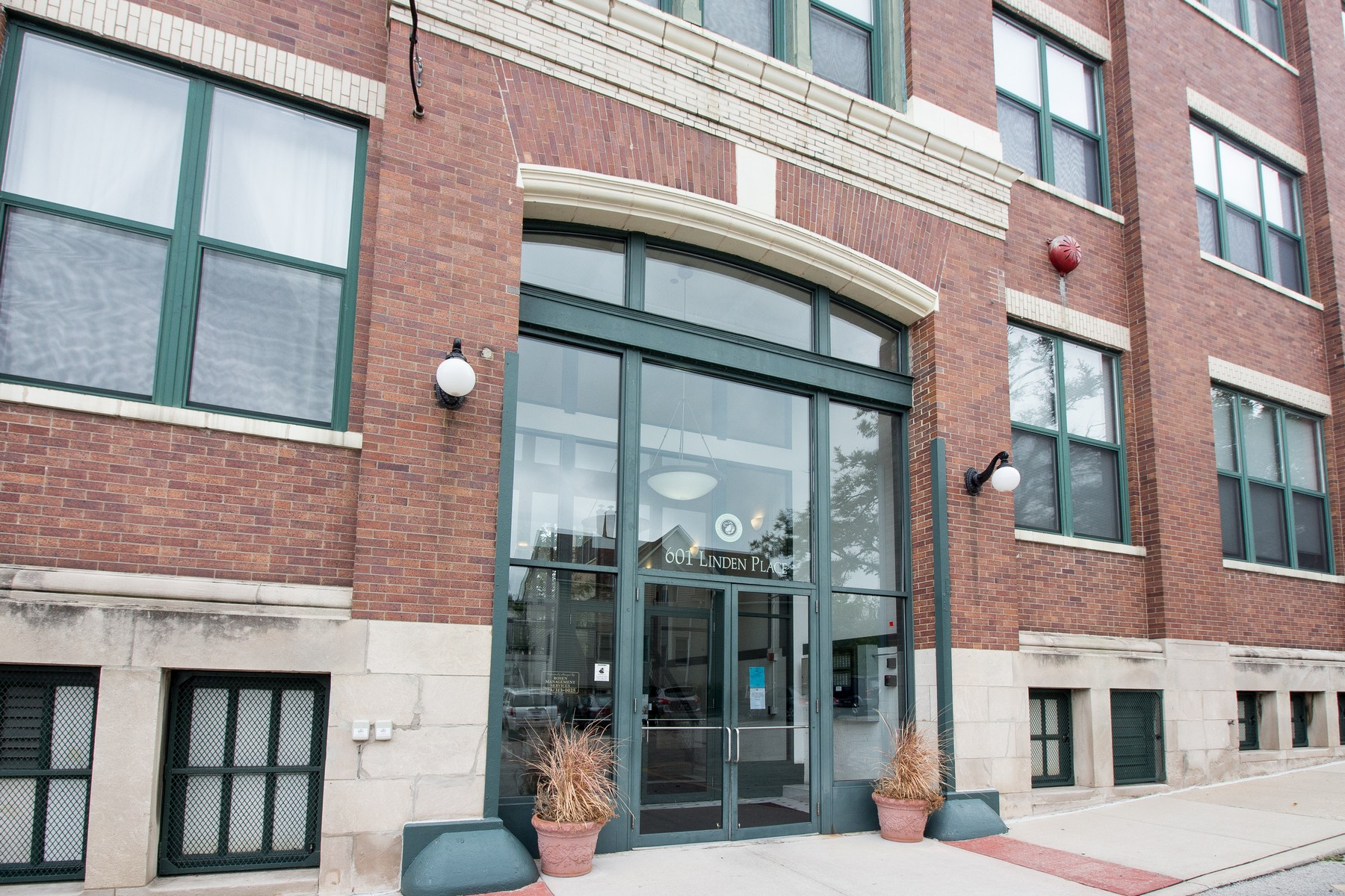 sales property at Dramatic Two Level Condo In Popular New Biscuit Lofts