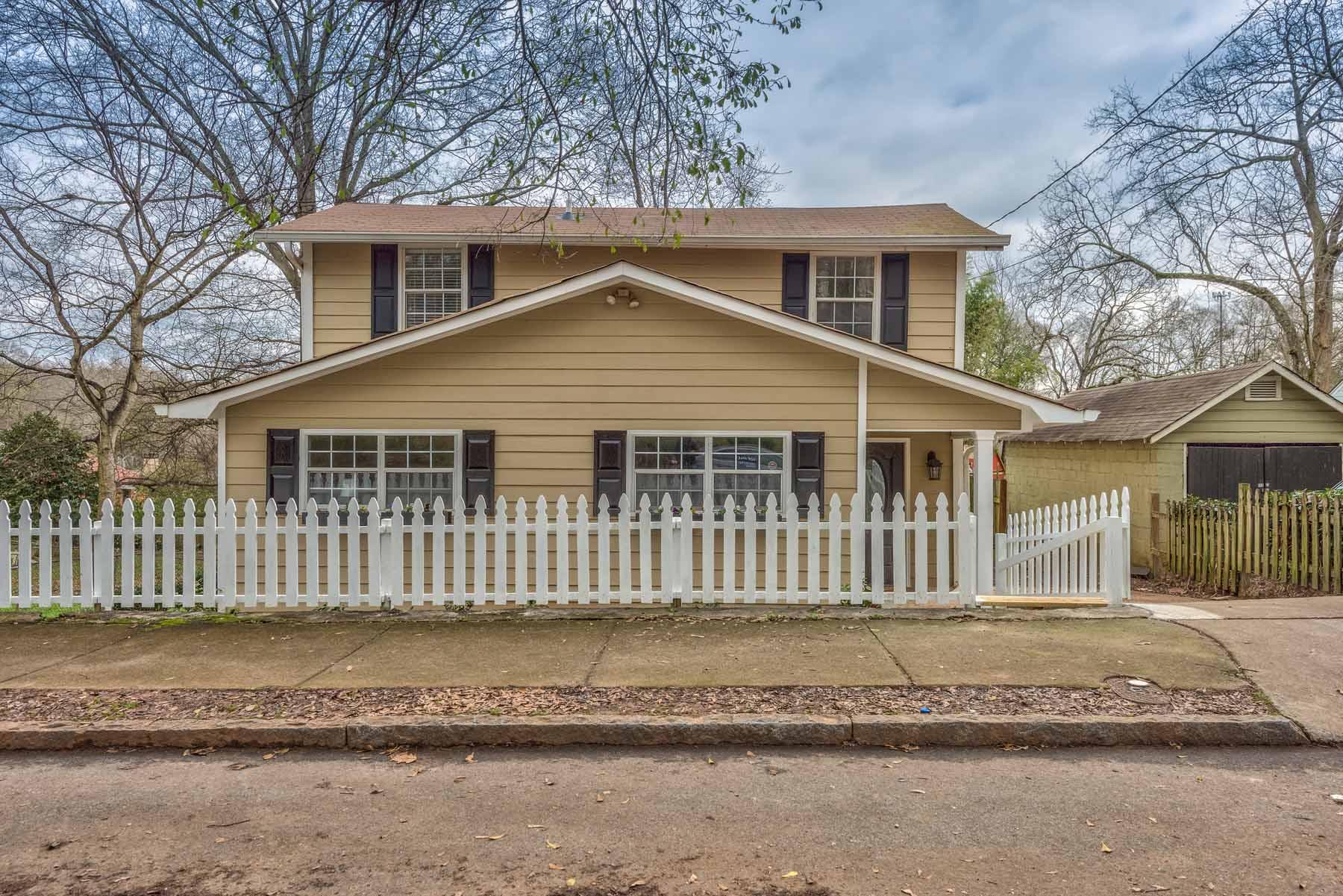 一戸建て のために 売買 アット Sought After Grant Park 906 Rosedale Avenue Grant Park, Atlanta, ジョージア 30312 アメリカ合衆国