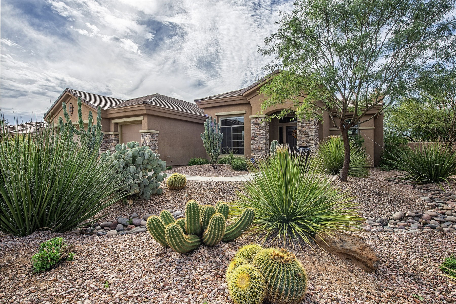 Casa Unifamiliar por un Venta en One of the best lots in the Country Club with incomparable views 41804 N Club Pointe Dr Phoenix, Arizona, 85086 Estados Unidos
