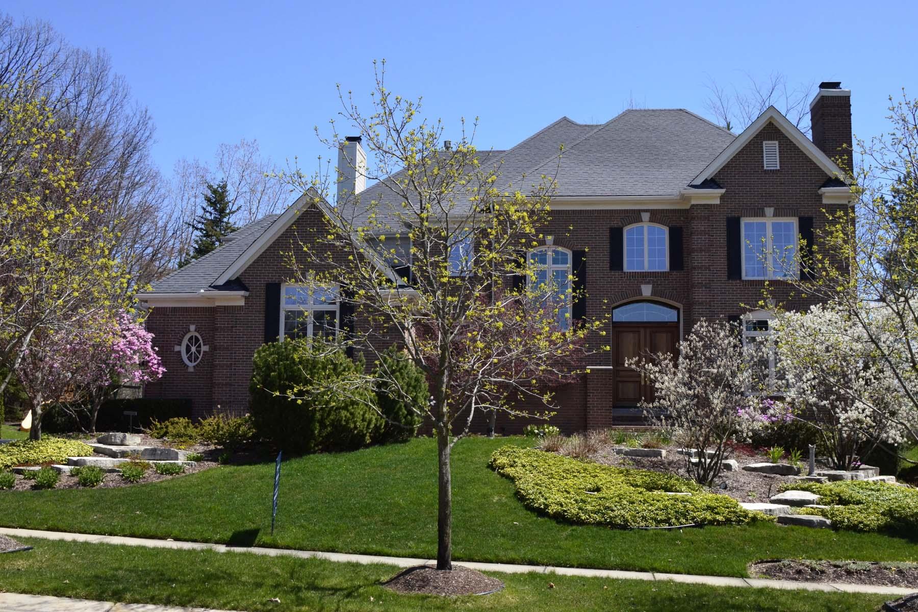 Nhà ở một gia đình vì Bán tại West Bloomfield 6595 Crest Top West Bloomfield, Michigan, 48322 Hoa Kỳ