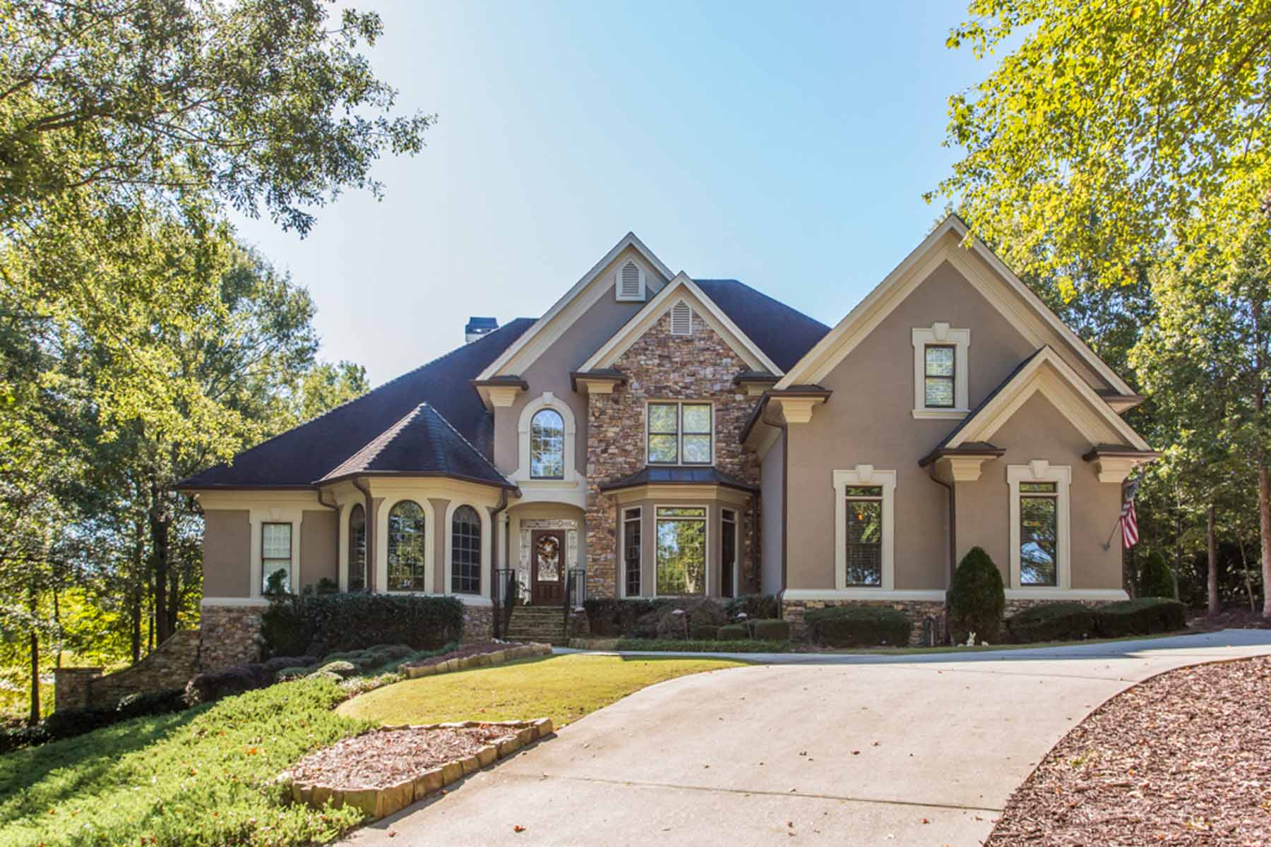 sales property at Remarkable home on Chateau Elan's Golf Course!