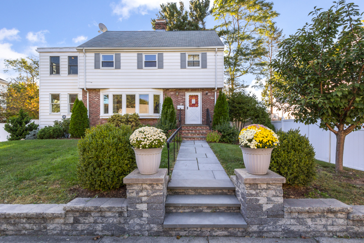 Property For Sale at Newton Colonial Single Family