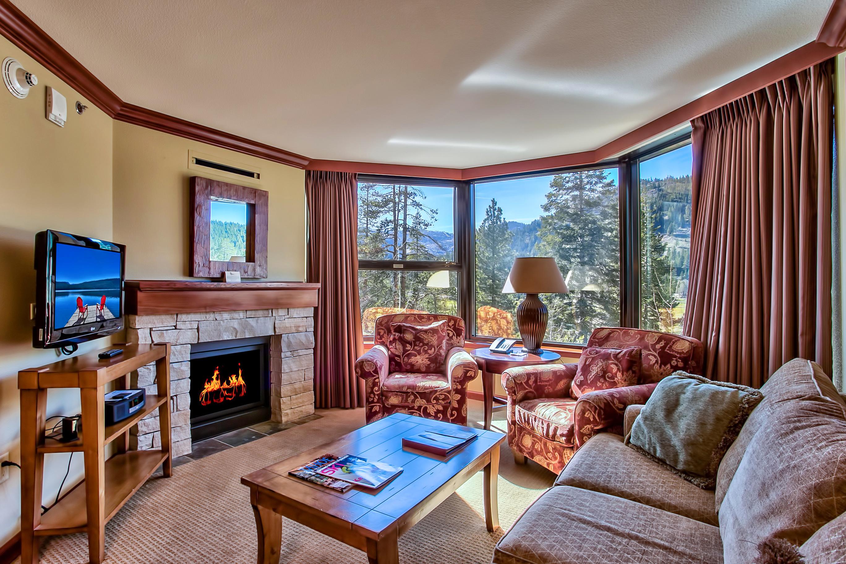 Condominium for Active at 400 Squaw Creek Road, #434-436, Olympic Valley, California 96146 400 Squaw Creek Road #434-436 Olympic Valley, California 96146 United States