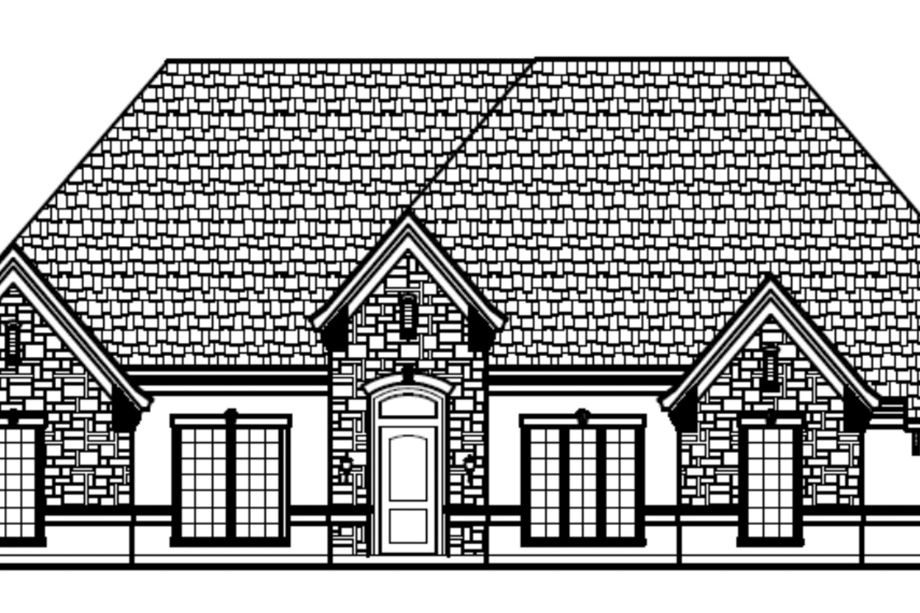 Casa Unifamiliar por un Venta en New Construction by Peyton Thomas Homes 315 Bear Country Dr Aledo, Texas, 76008 Estados Unidos