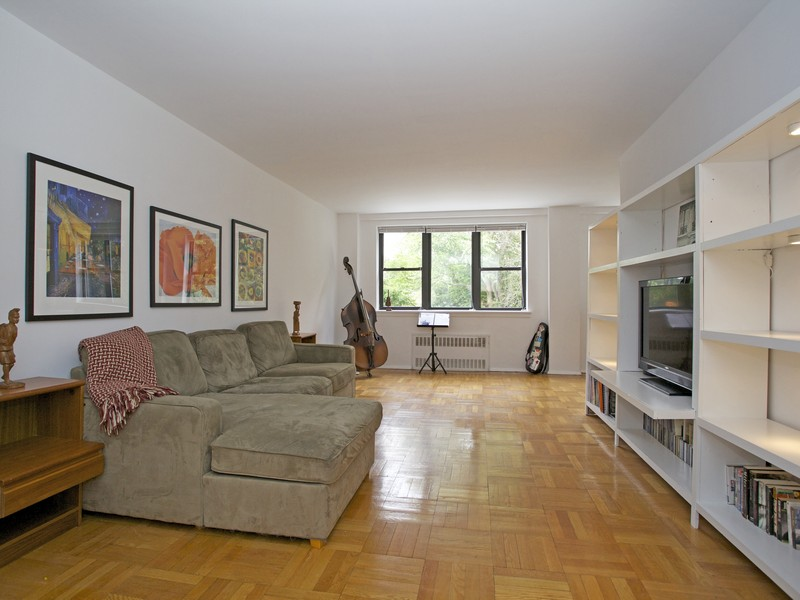 Co-op for Sale at Quiet, Brite & Large 1 BR in Great Bldg. 735 Kappock Street 3B Riverdale, New York 10463 United States