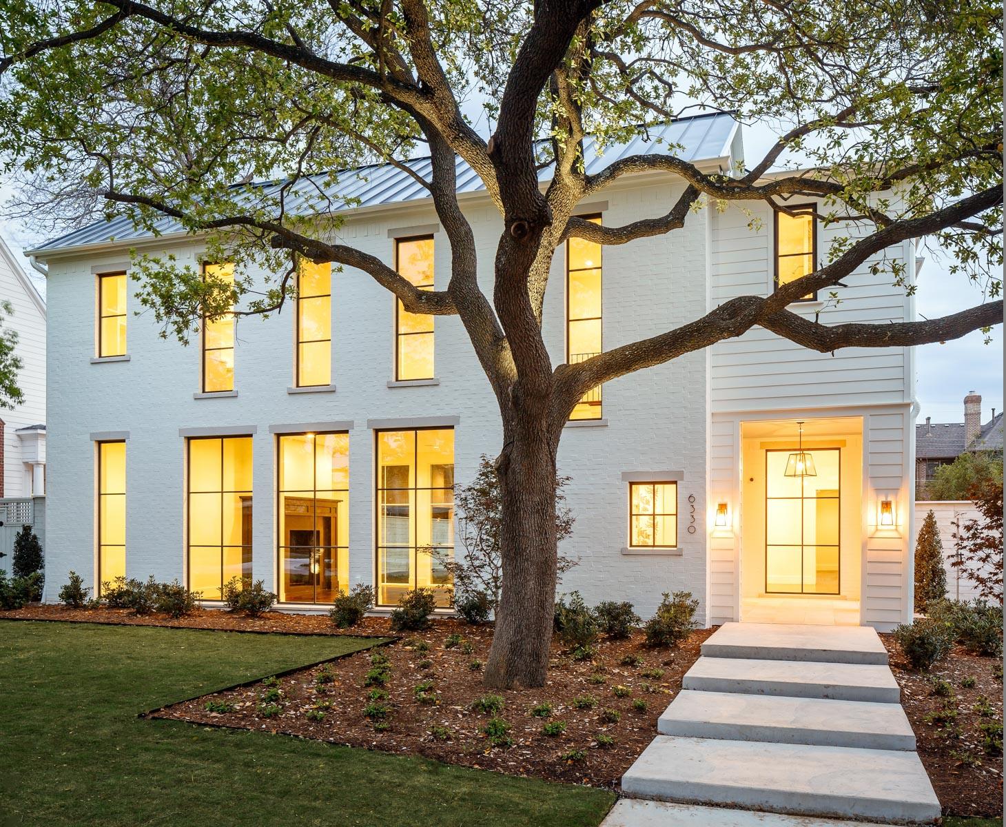 Частный односемейный дом для того Продажа на Preston Hollow Modern Farm House 6330 Pemberton Drive Dallas, Техас, 75230 Соединенные Штаты