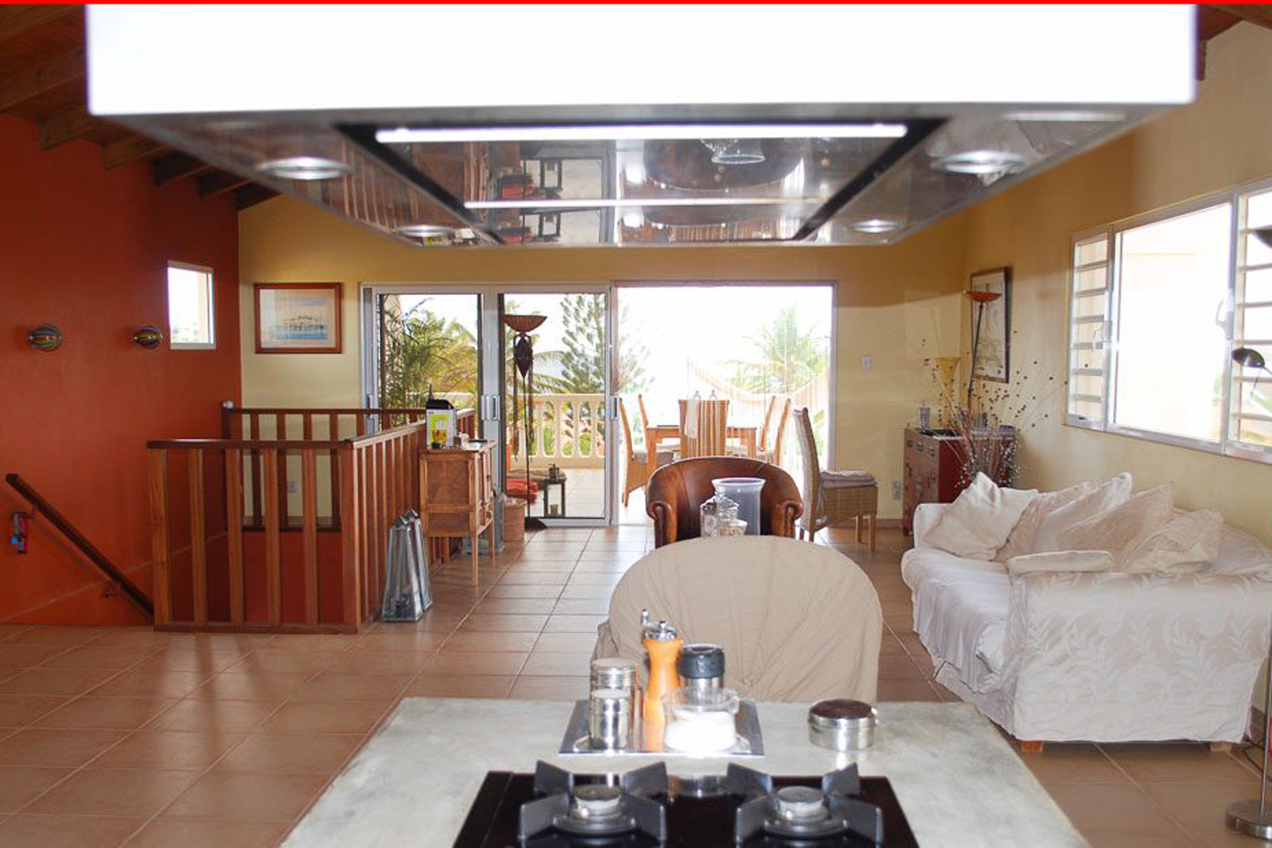 Additional photo for property listing at Penthouse Zeezicht Punt Vierkant,  博内尔