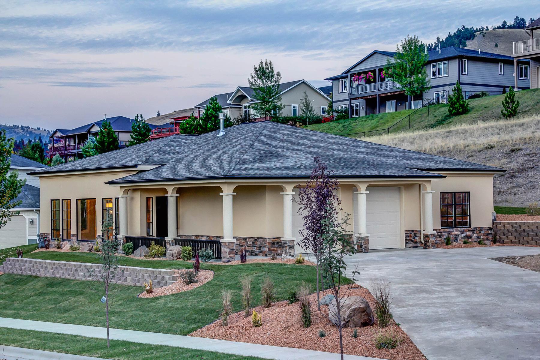 Vivienda unifamiliar por un Venta en 224 Mansion Heights Missoula, Montana 59803 Estados Unidos