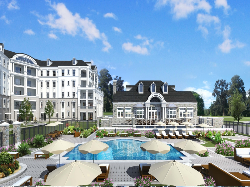 Condominium for Sale at Bethesda: Quarry Springs 8101 River Rd 451 Bethesda, Maryland 20817 United States