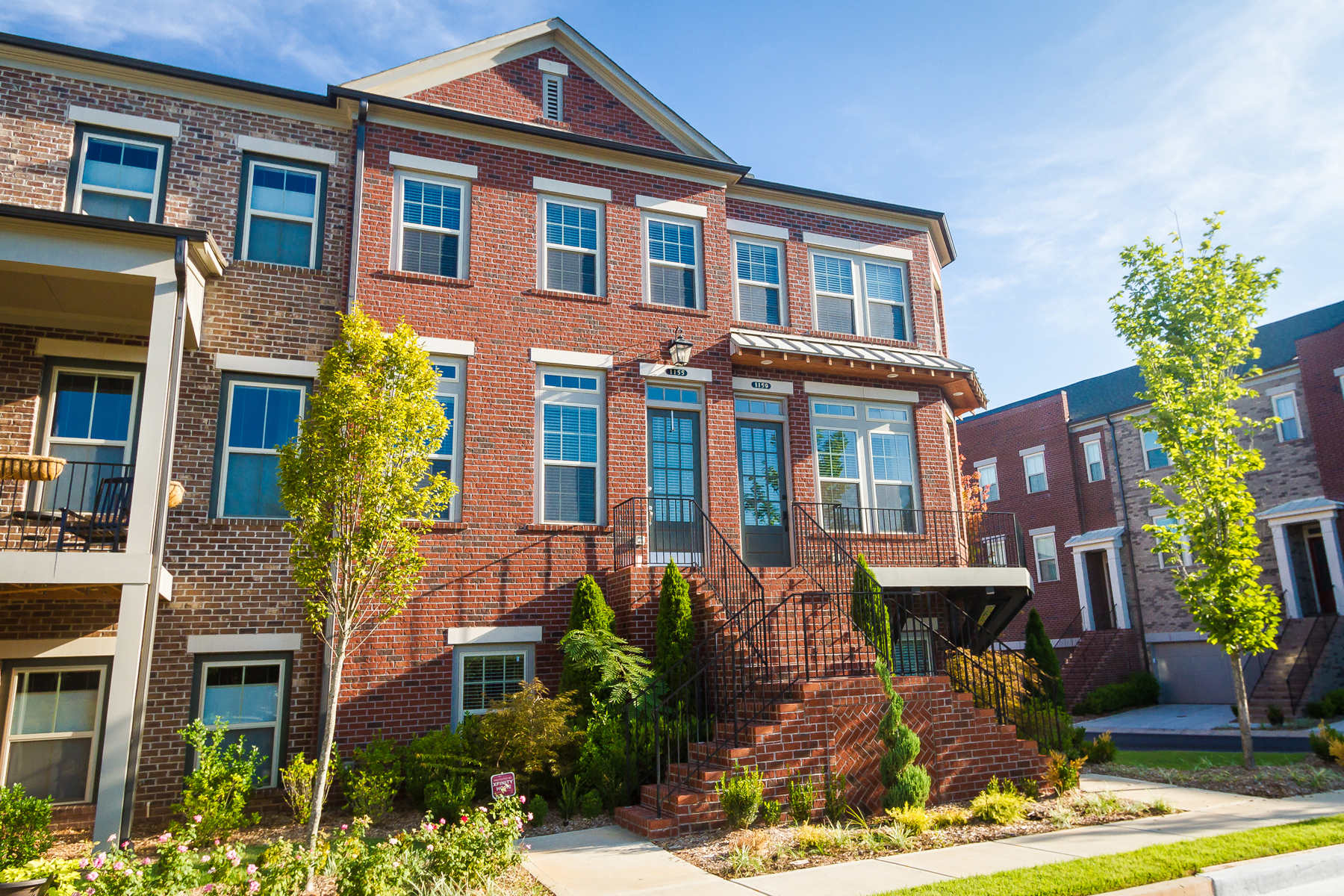 Townhouse for Sale at Gorgeous Townhome In Sought After Location 1155 Holly Avenue Dunwoody, Georgia, 30338 United States