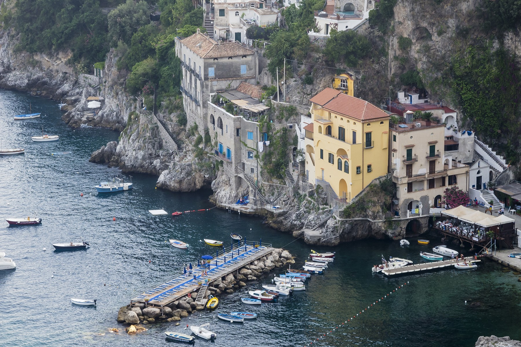 Additional photo for property listing at Villa Chandon Via Marina Conca Dei Marini, Salerno 84010 Italie
