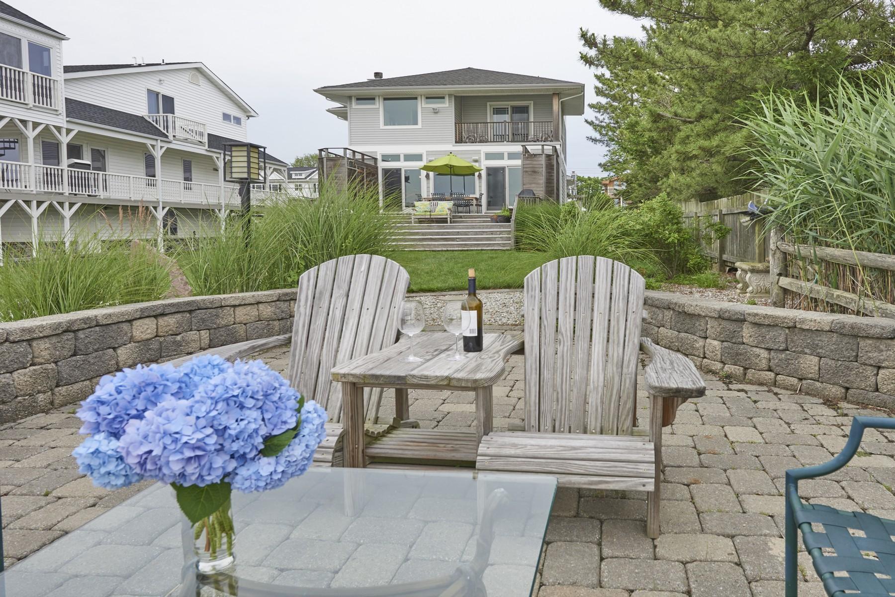 Nhà ở một gia đình vì Bán tại Awe-Inspiring Waterfront 10 1/2 Warren St Rumson, New Jersey 07760 Hoa Kỳ