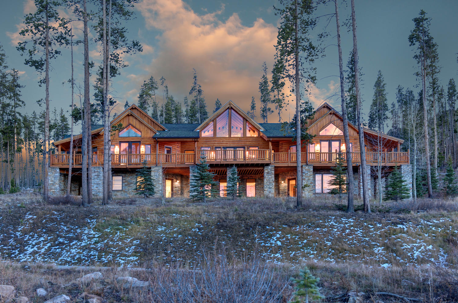 Villa per Vendita alle ore Highlands At Breckenridge 186 Golden Age Drive Breckenridge, Colorado, 80424 Stati Uniti