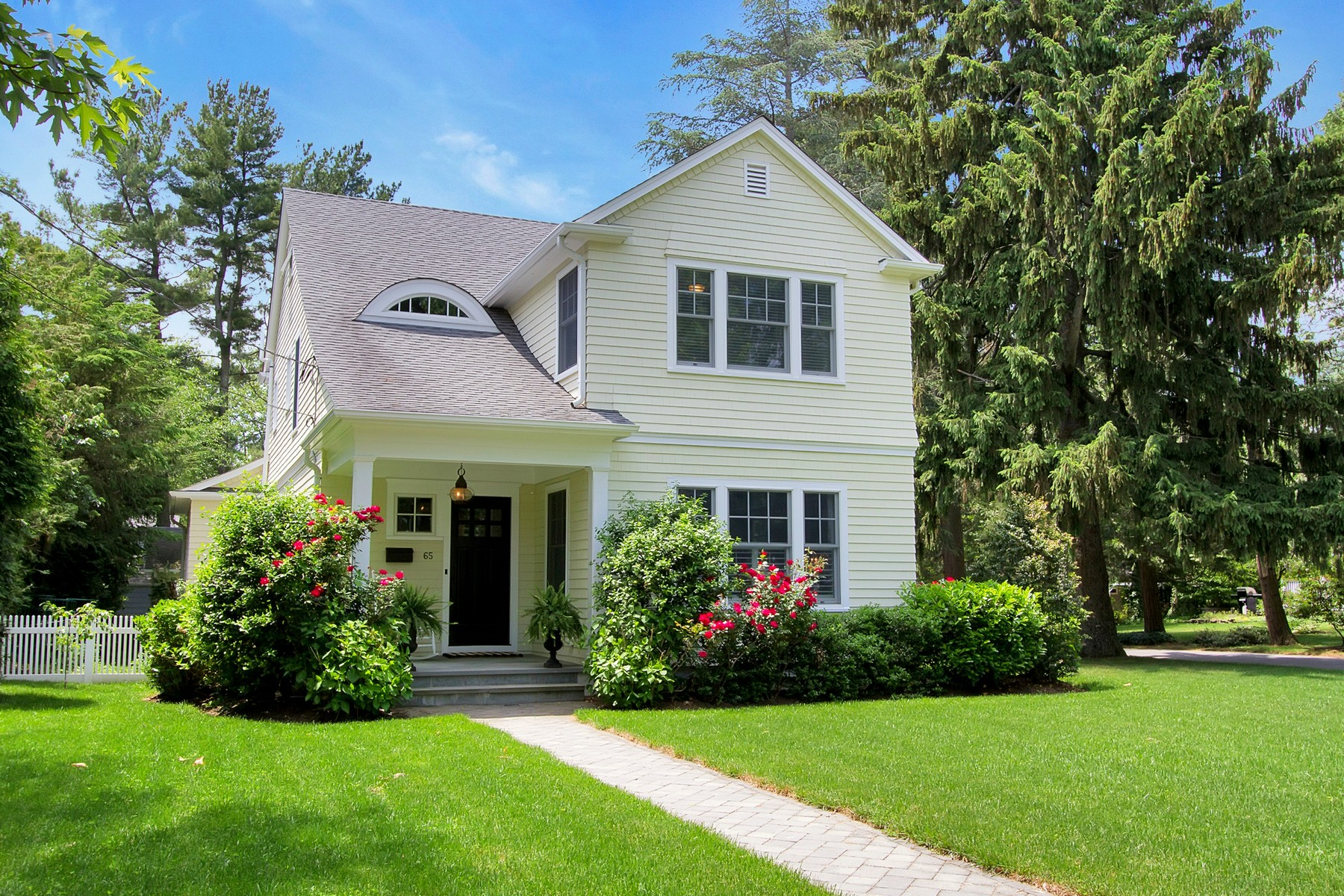 Single Family Home for Sale at The perfect home is a means of self-expression 65 Grange Ave Fair Haven, New Jersey, 07704 United States