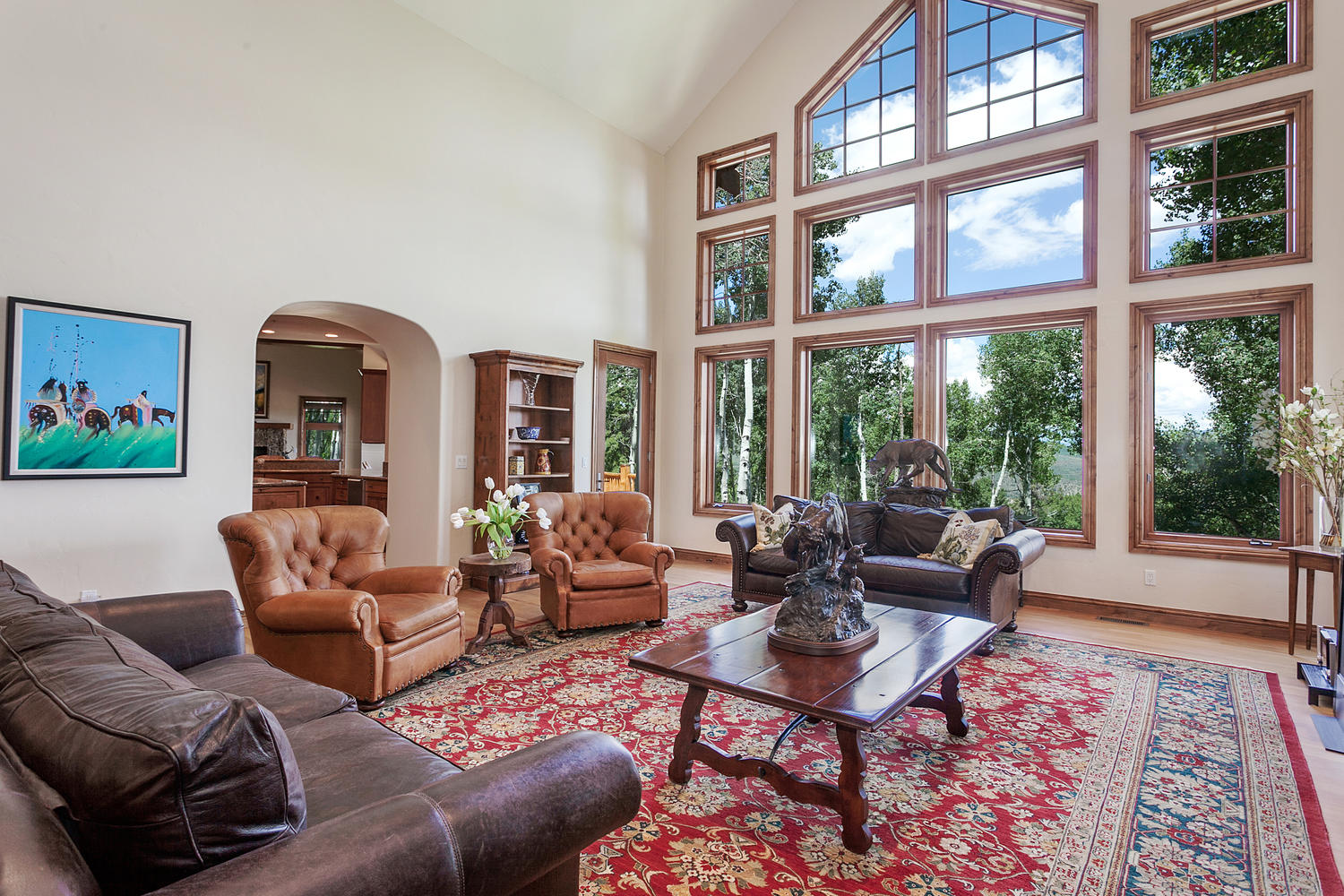 Vivienda unifamiliar por un Venta en 732 Forest Trail Edwards, Colorado, 81632 Estados Unidos