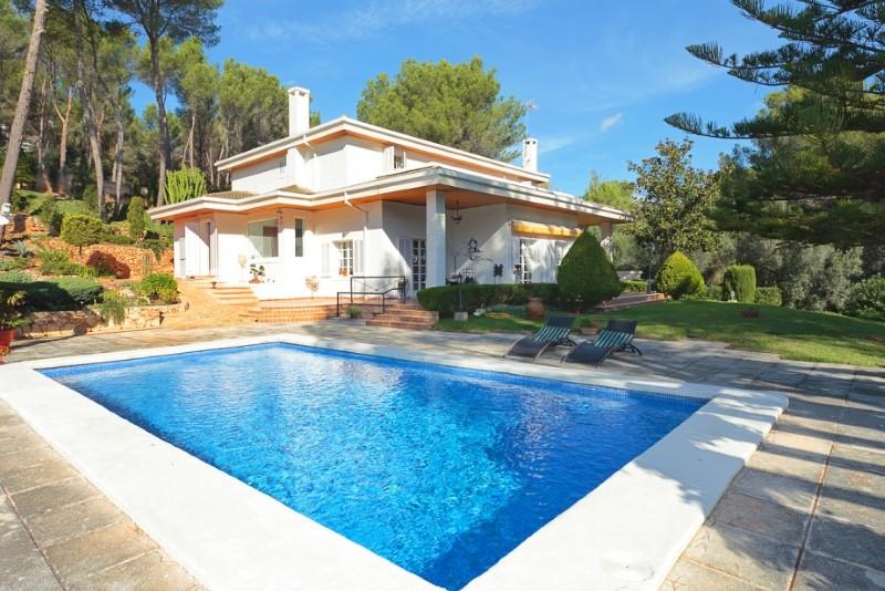 Einfamilienhaus für Verkauf beim Villa direkt am Golfplatz in Son Vida Palma Son Vida, Mallorca 07013 Spanien