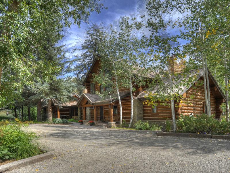 Ferme / Ranch / Plantation pour l Vente à Elk Park Ranch 371 CR 247 Durango, Colorado 81301 États-Unis