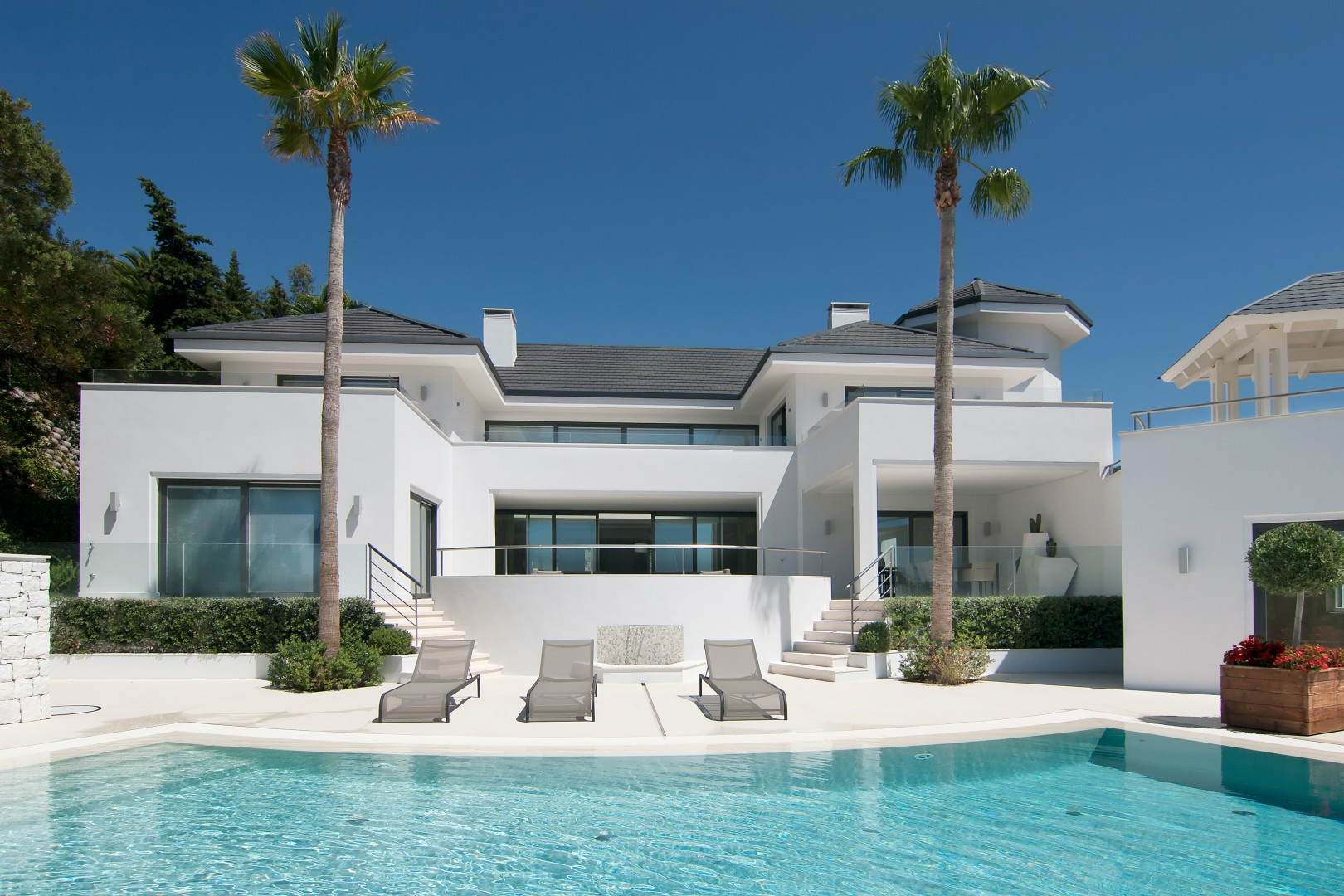 Single Family Home for Sale at Brand new stunning contemporary Villa La Zagaleta Benahavis, Costa Del Sol, 29679 Spain