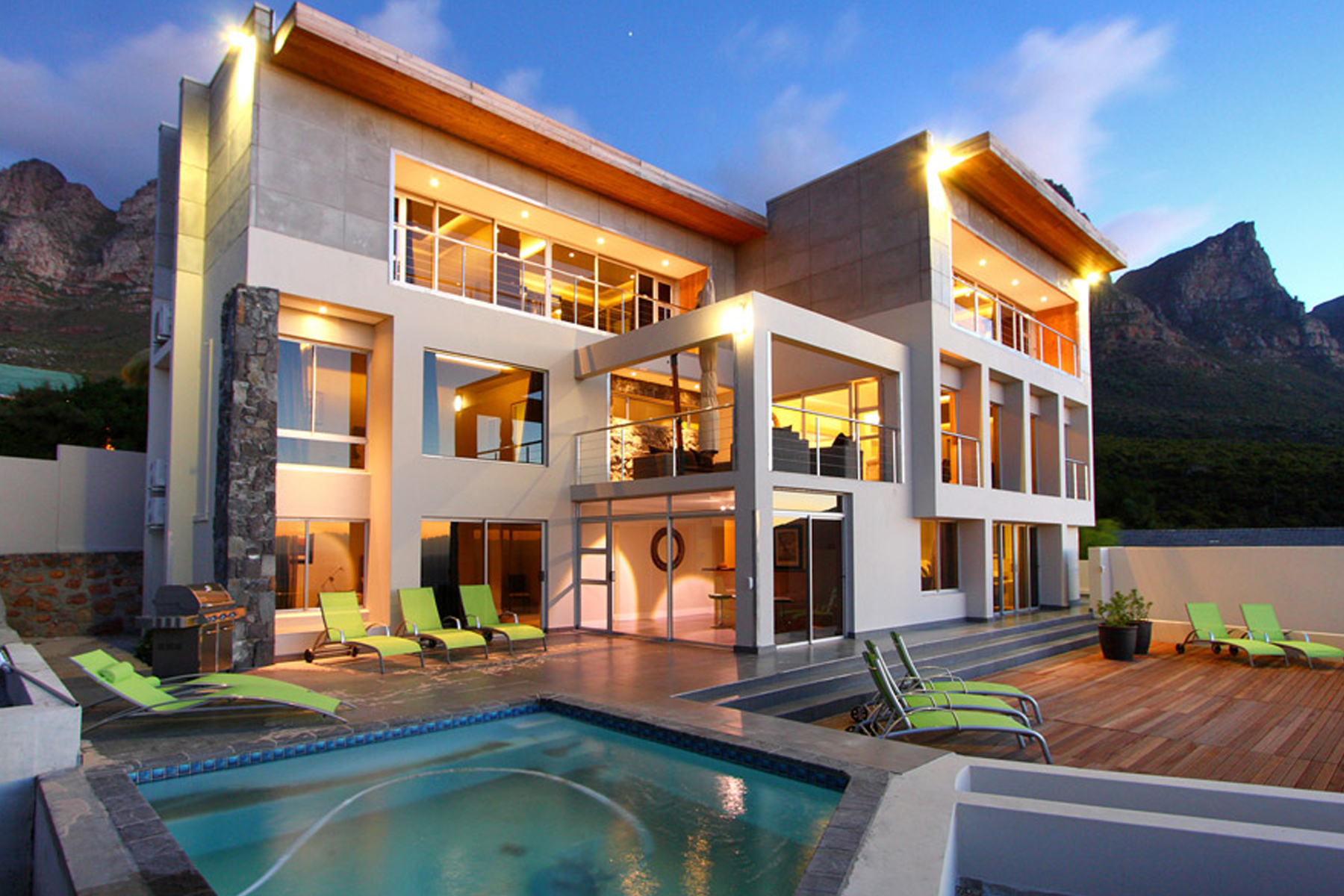 Single Family Home for Sale at Camps Bay Cape Town, Western Cape, South Africa