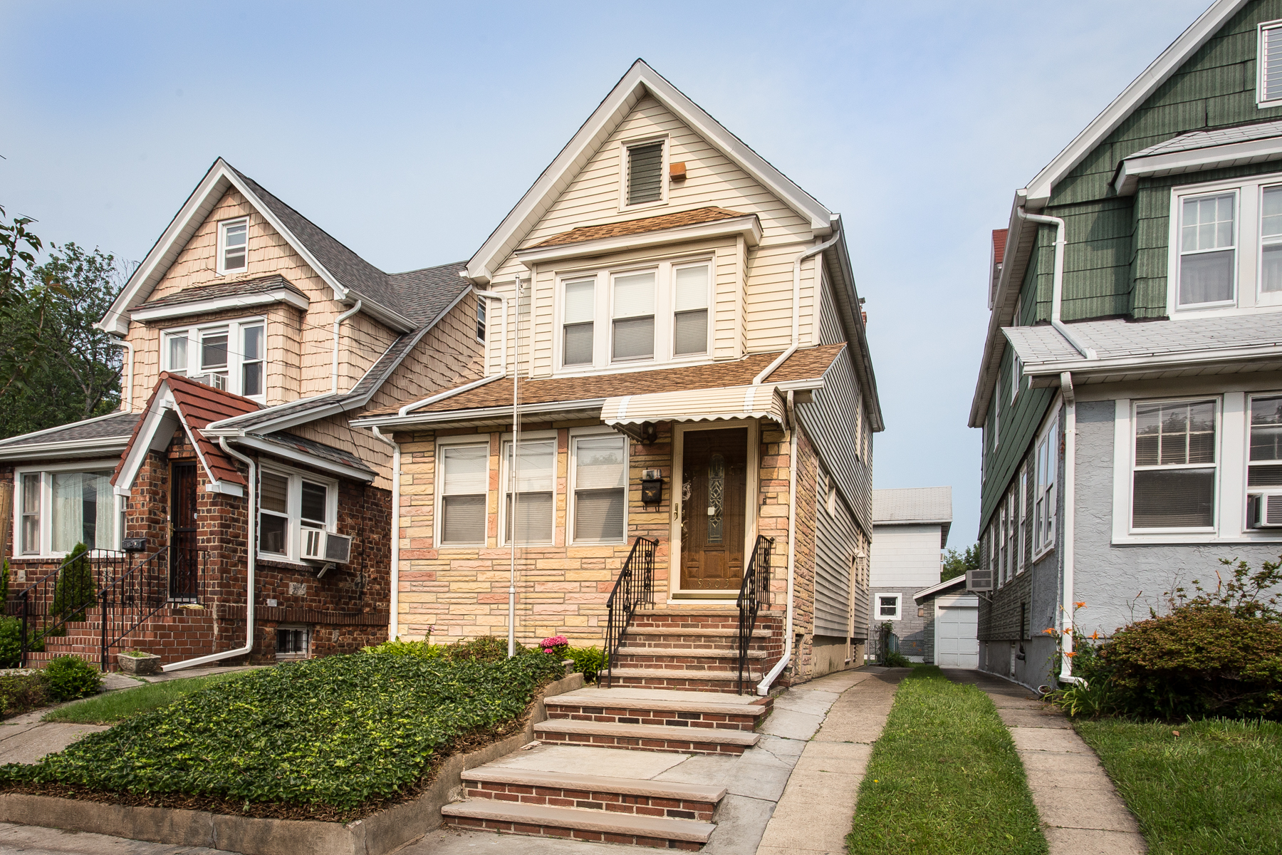 "Single Family Home for Sale at ""SOPHISTICATED OPEN LAYOUT DESIGN"" 93-03 71 Avenue, Forest Hills, New York 11375 United States"