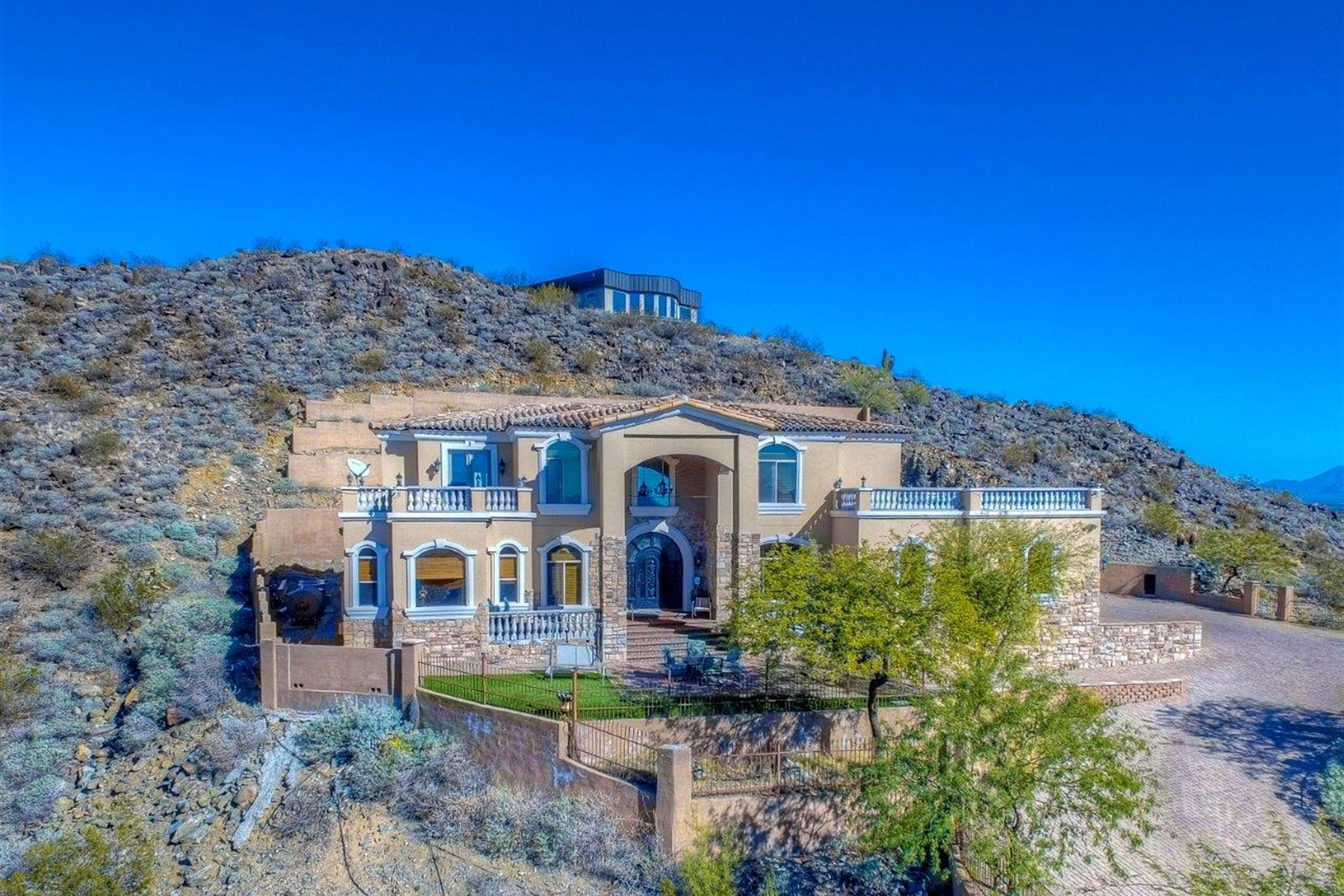 sales property at Amazing old world charm in this gorgeous mountainside estate