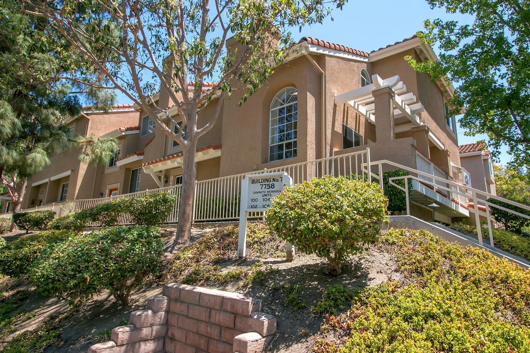 Condominio per Vendita alle ore 7758 Caminito Monarca 110 Carlsbad, California 92009 Stati Uniti