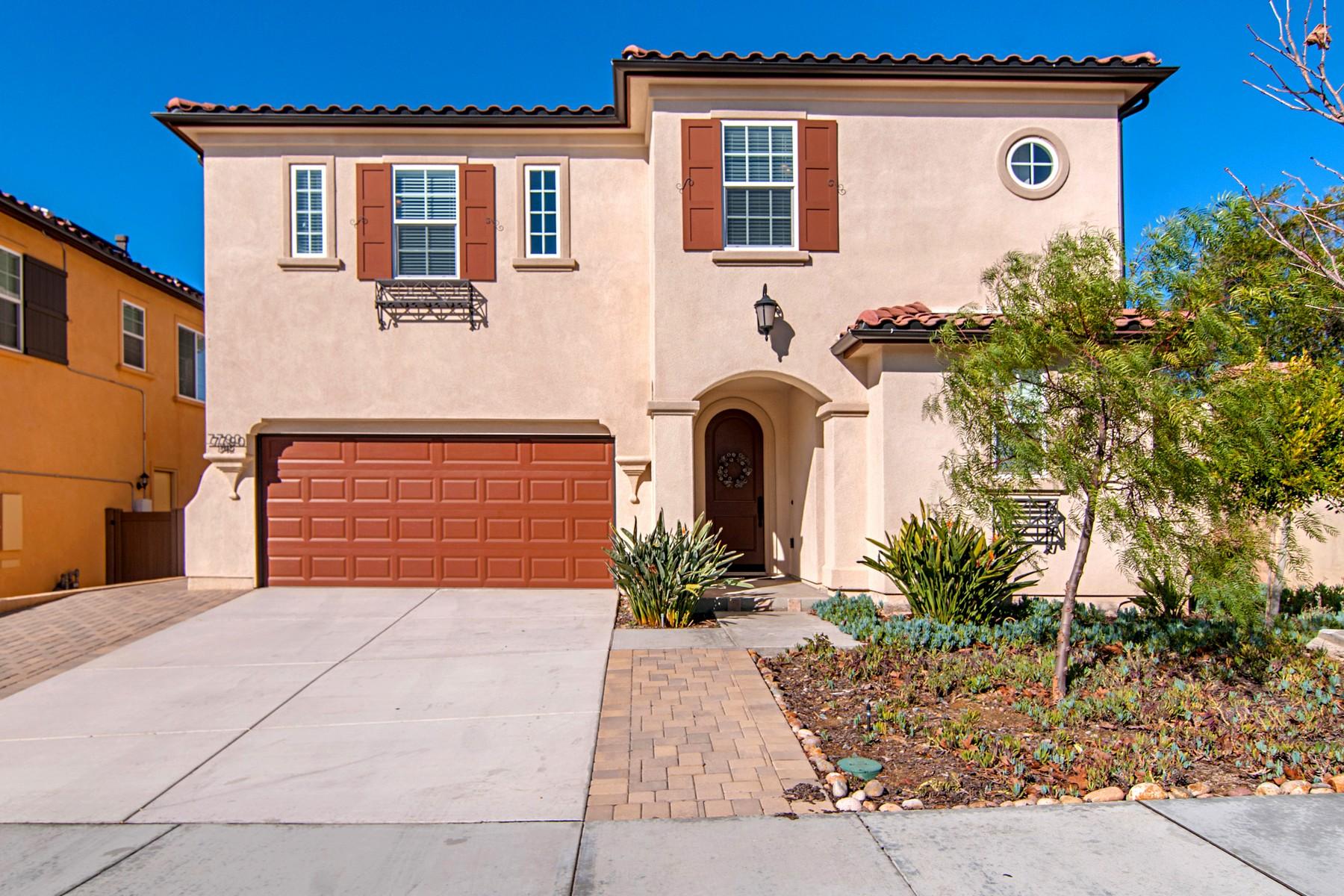 Casa para uma família para Venda às 7790 Chadamy Way San Diego, Califórnia 92130 Estados Unidos