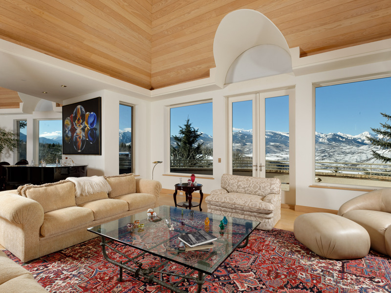 Vivienda unifamiliar por un Venta en Starwood Jewel 215 North Starwood Drive Aspen, Colorado 81611 Estados Unidos